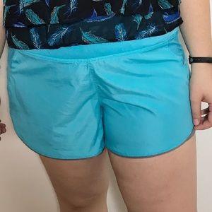DANSKIN Comfy Blue Shorts
